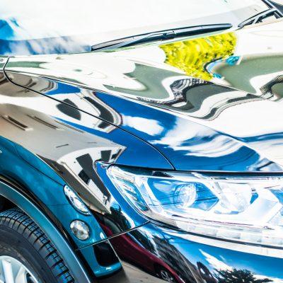 姫路 鈴木塗装 鈑金 自動車修理 ガラスコーティング 事故 保険 ヘッドライト